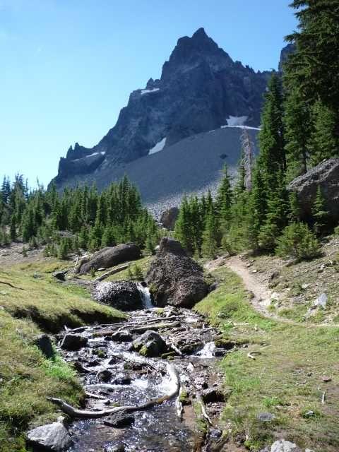 Pacific Crest Trail. Dream thru-hike.