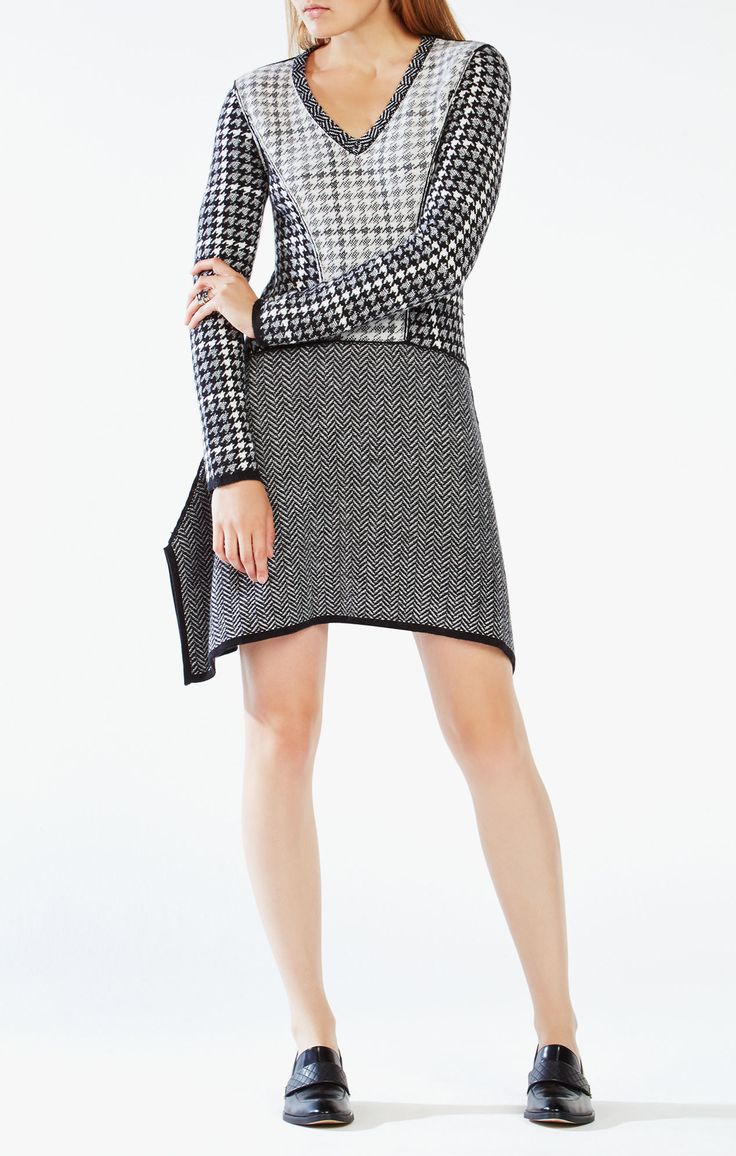 Monaco Sweater Dress BCBG
