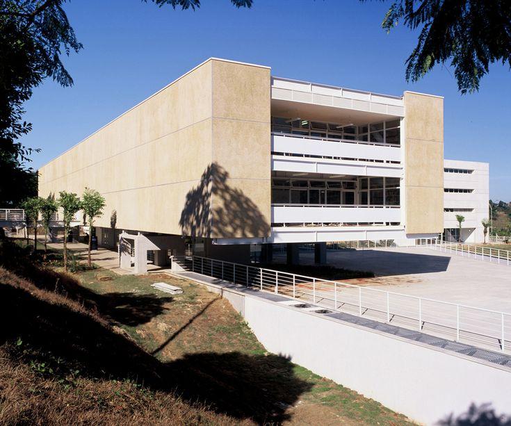 Galeria de Biblioteca Central da PUC Campinas / Piratininga Arquitetos Associados - 1