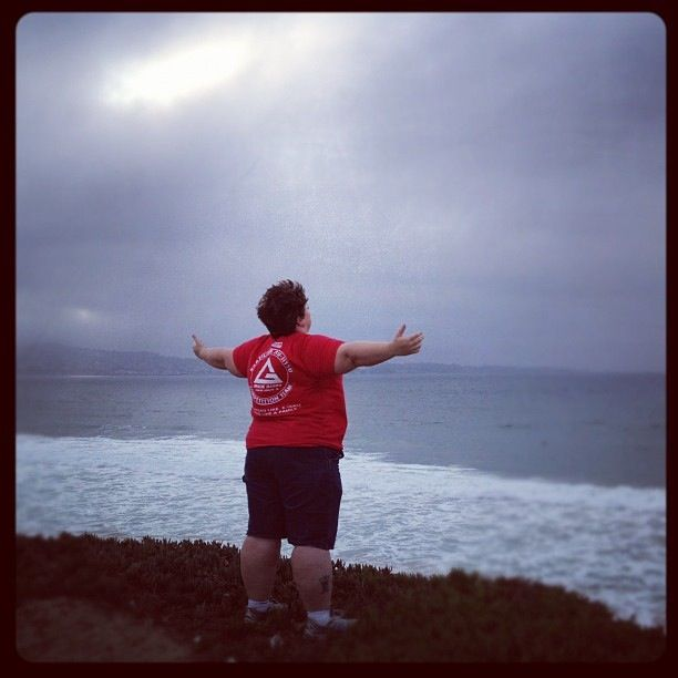 The Pacific Ocean....how I love her
