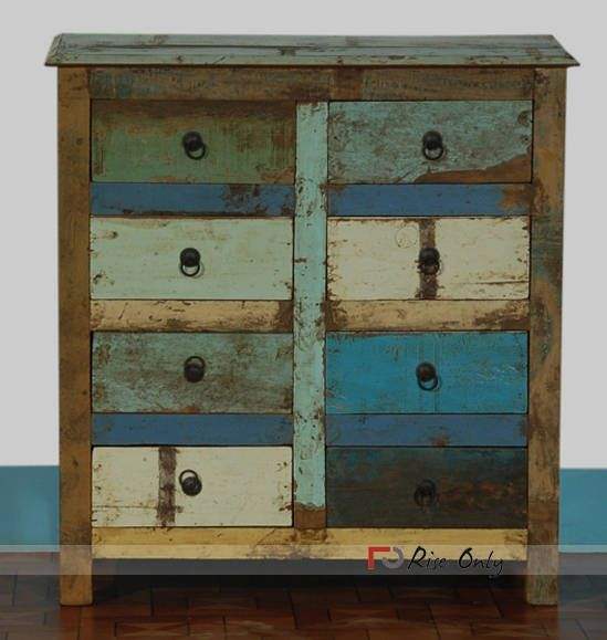 Buy Cheap Wooden Bedroom Chest of Drawers Online Product Code : RORCYcd104 Descriptions Dimensions:  84X40X90 CBM:   0.316 Colour:   Multicolor Material Used :   Recycle Wood