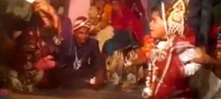 Pernikahan Dini, Gadis Cilik 5 Tahun Dipaksa Kawin