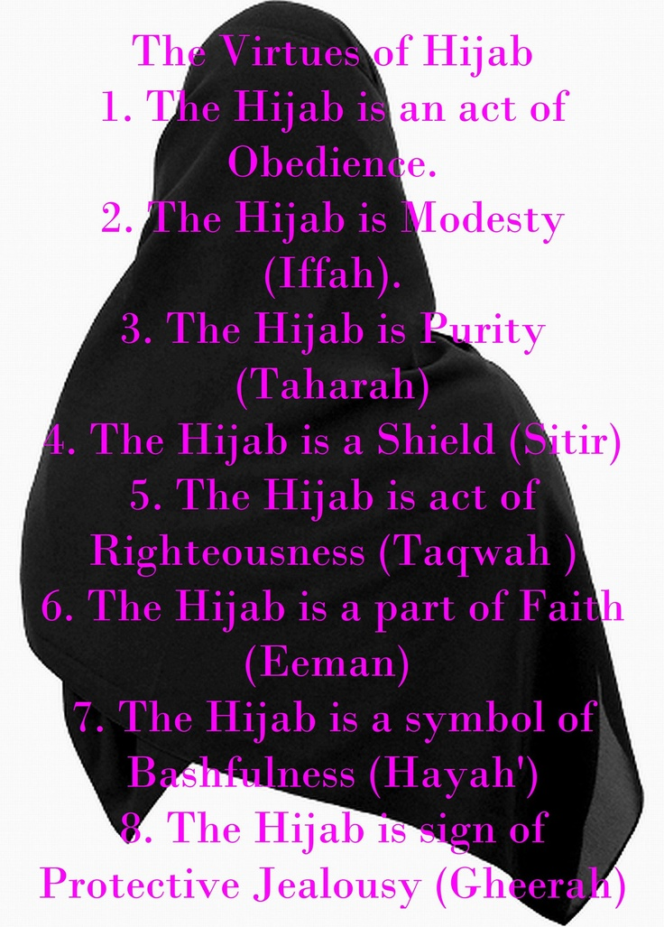My Choice...My Freedom...My Dignity.. for those who ask why I'm wearing hijab