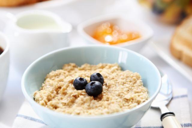 10 alimentos ideales para un buen desayuno: Avena