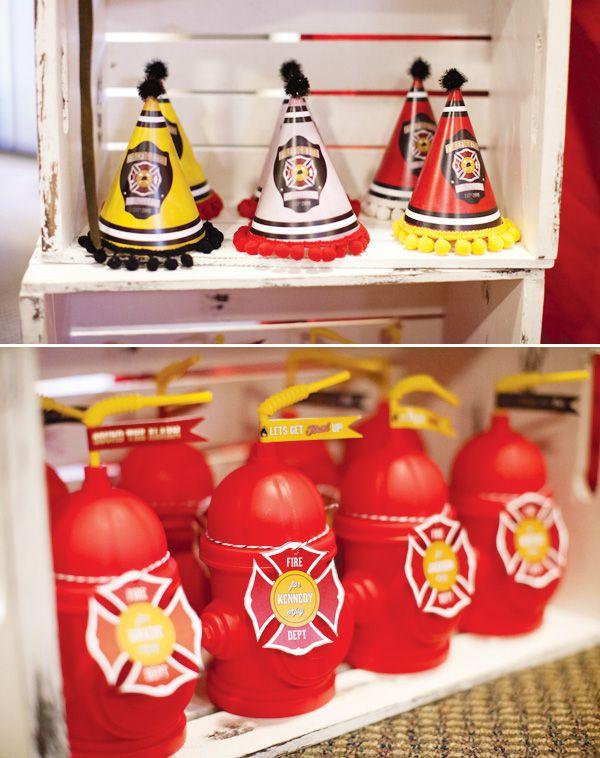 Classic Fire House Birthday Bash