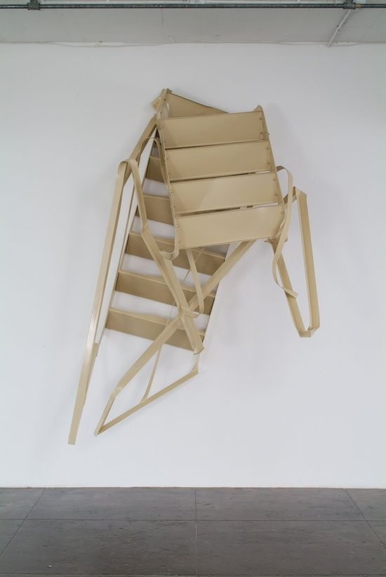 Artists — Monika Sosnowska — Images and clips — Hauser & Wirth