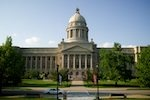 Frankfort, Kentucky - State Capitol