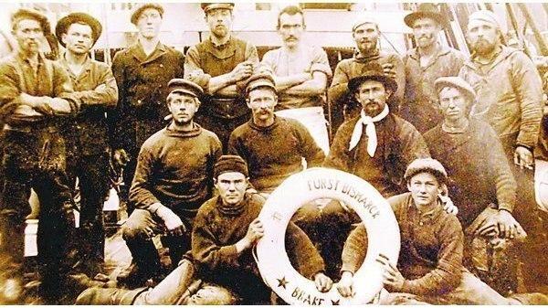 Mannschaft der Fürst Bismarck
