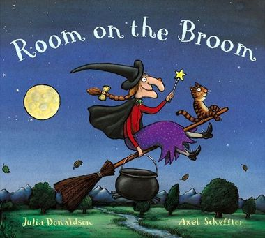 AUNTIE TANIA AND UNCLE TOMMY GETTING THIS! Room on the Broom