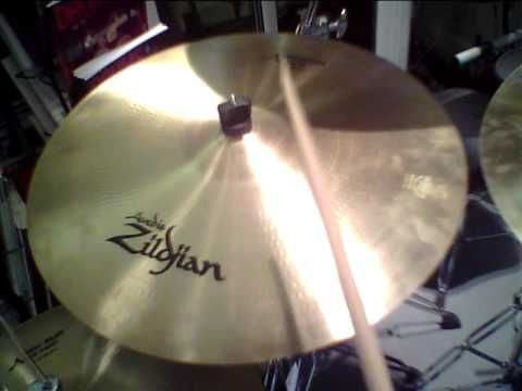 Zildjian K Constantinople Cymbal Set - Played by Adam Nussbaum (ZildjianKConSet-1091713U) - YouTube