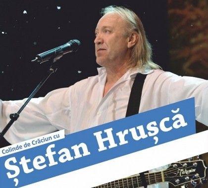 Stefan Hrusca revine an de an in Romania pentru intalnirea cu publicul si pentru a duce mai departe stravechiul obicei: colindul.