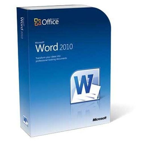 microsoft office word 2010 free full version