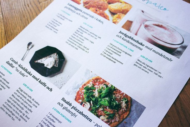 Gratis PDF: Praktiskt lathund på fyra enkla recept du kan skriva ut och hänga i köket!