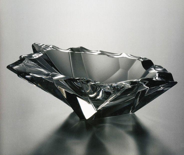 Wirkkala crystal ashtray