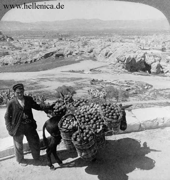 Η Αθήνα του 20ού αιώνα μέσα από 20 μαγικές φωτογραφίες - Exodos24
