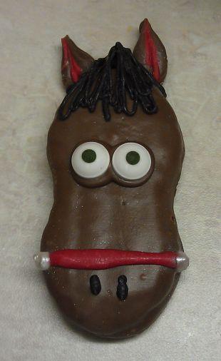 Nutter Butter Horse...