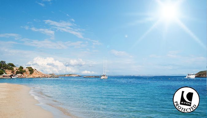 UK Holidays: Mallorca, Spain: 3-7 Night All-Inclusive Hotel Stay With Flights - Up to 32% Off for just: £99.00 Summer holiday away for 3, 5 or 7 nights at the best of the Balearic Islands; Mallorca.      Known for beach resorts, sheltered coves, limestone hills and citrus plantations      Stay at the Blue Sea Costa Verde, Hotel Amazonas or the Hotel Playa de Palma      Don't lift a finger...