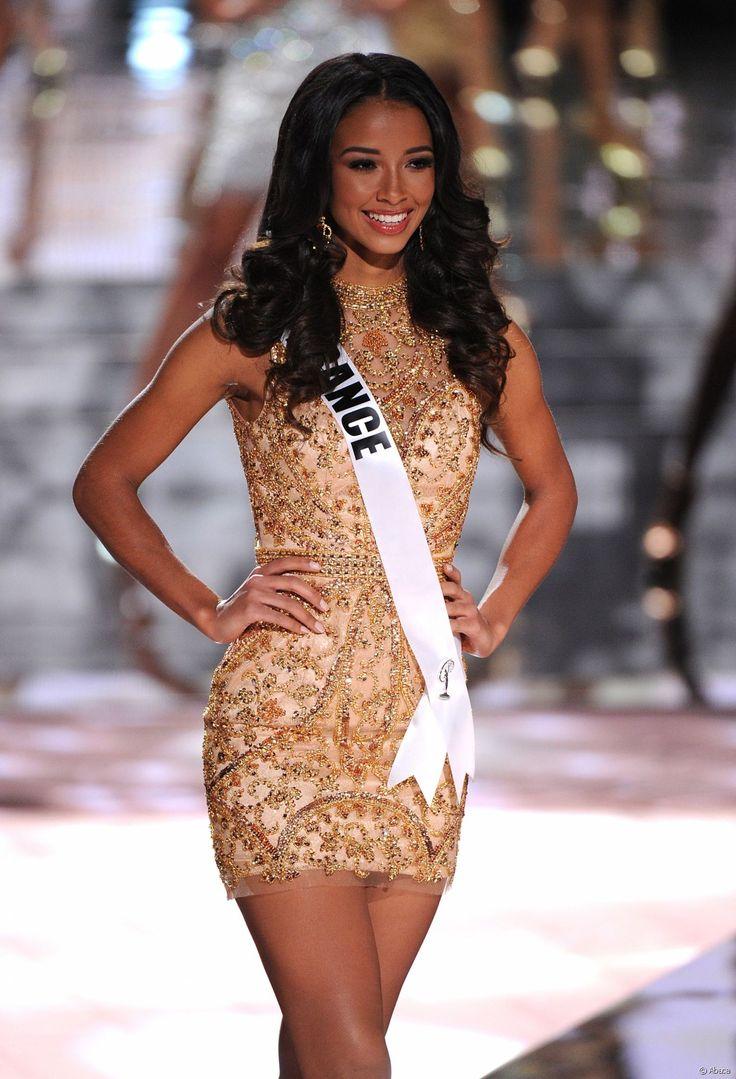 Flora Coquerel décroche la 4ème place de Miss Univers 2015.