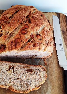 what caroline cooked: Fig and Walnut Bread