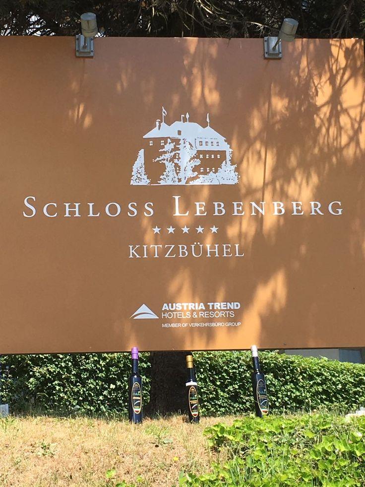 Olio Poldo Kitzbühel - i nostri prodotti alla Schloss Lebenberg