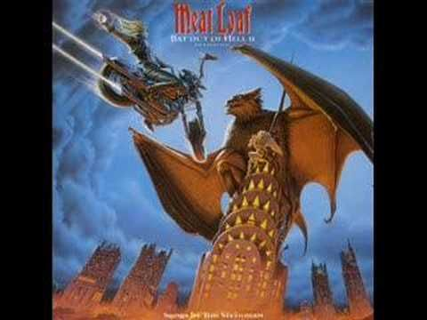 Meatloaf - Wasted Youth