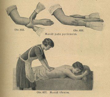 the mouth and the knife: medical illustration  Nové Domácí Léčení