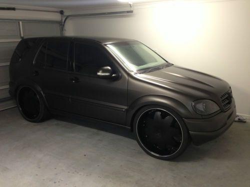 Mercedes-benz-ML-320-Luxury-4x4-4D-Wagon-Automatic-3-2L-Multi