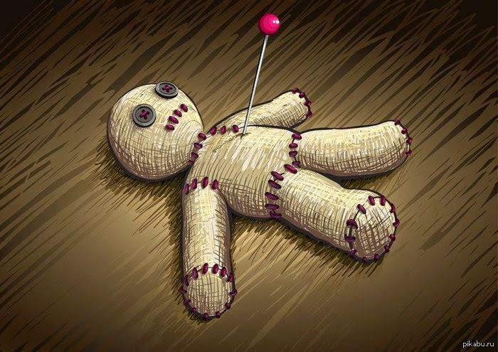 Смертельные куклы вуду|Интересыч