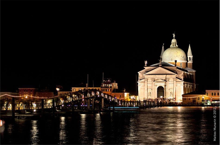 Redentore church in Venice, Italy!