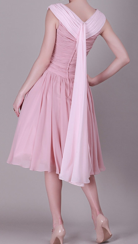 Vintage 50s style party dress