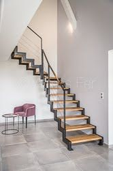 1000 images about escalier a cremaillere on pinterest. Black Bedroom Furniture Sets. Home Design Ideas