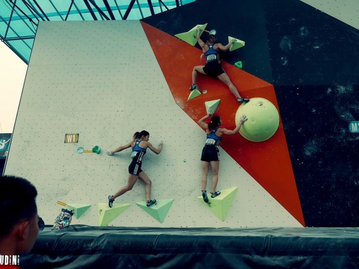 https://flic.kr/s/aHskzc9d8h | Boulder World Cup 2016