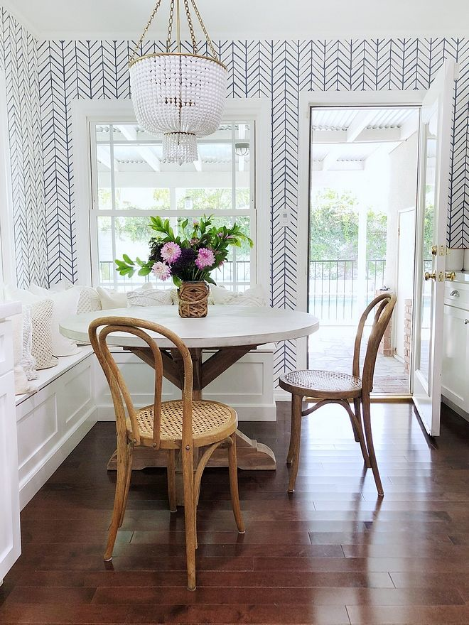 New Year New Beautiful Homes Of Instagram Home Bunch An Interior Design Luxury Homes Blog Dining Nook Home Decor Dining Room Decor