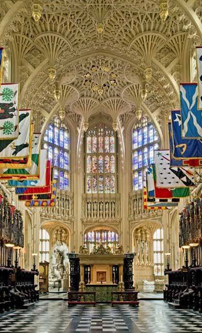 On this day 16th May, 1220 Henry III of England laid the foundation stone of a new Lady Chapel at Westminster Abbey, thus beginning a new abbey church which was completed in 1245