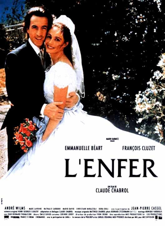 L'Enfer. Claude Chabrol, 1994