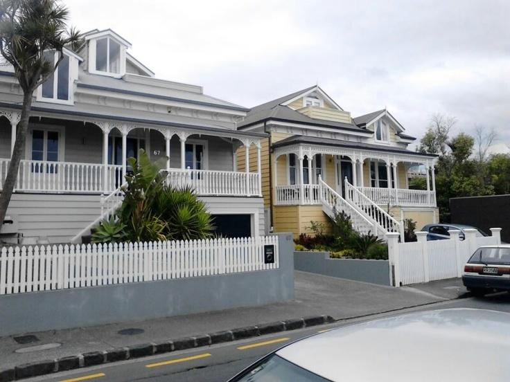 Amazing ponsonby houses