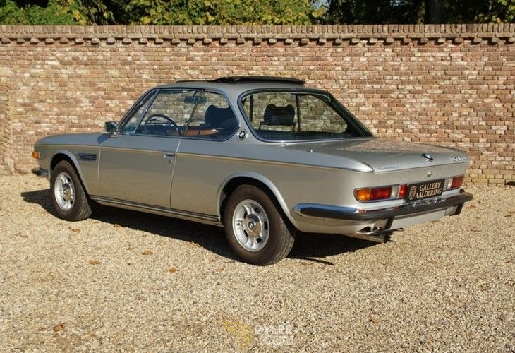 Bmw 3 0 Cs Coupe 1973 Car For Sale 233255 Bmw Classic Cars
