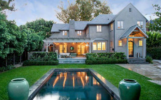 Lindos fundos para uma casa tipica americana