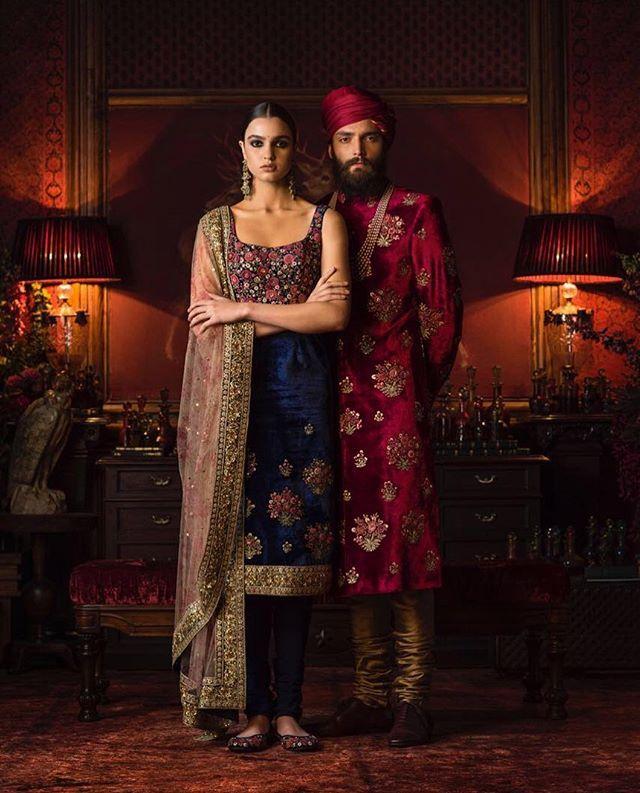 #Sabyasachi #Couture2016 #FIRDAUS #WinterWeddings #KishandasForSabyasachi #HandCraftedInIndia #TheWorldOfSabyasachi @kishandasjewellery