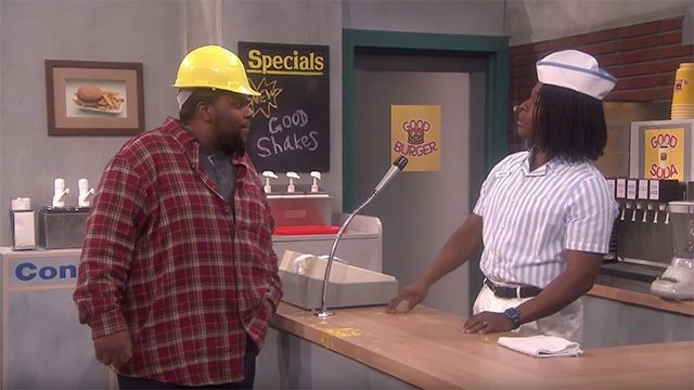 Kel Mitchell Says He and Kenan Thompson Are 'Talking About' a 'Good Burger' Sequel | ET (EPISODE 6)