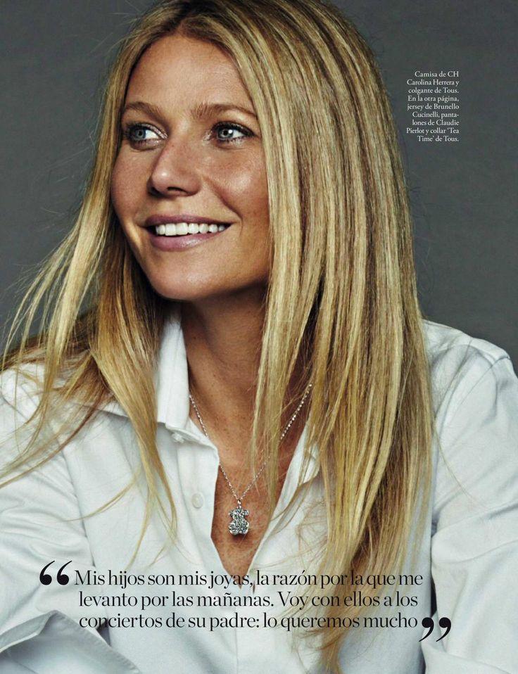 Gwyneth Paltrow's Wedding Makeup Artist Gucci Westman's ...