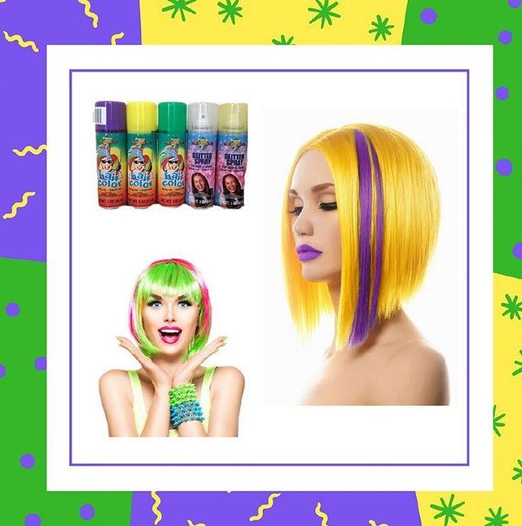 Les 9 Meilleures Images Du Tableau Goodmark Temporary Hair Color Sur