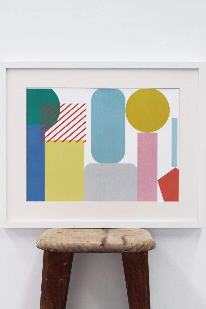 Image of 'Colour': 1.1 A3 Print by Hello Yellow
