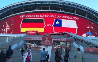Television en vivo por Internet | Futbol en vivo |  Copa FIFA Confederaciones Rusia 2017l: Final Copa Confederaciones 2017 EN VIVO: ver ONLIN...