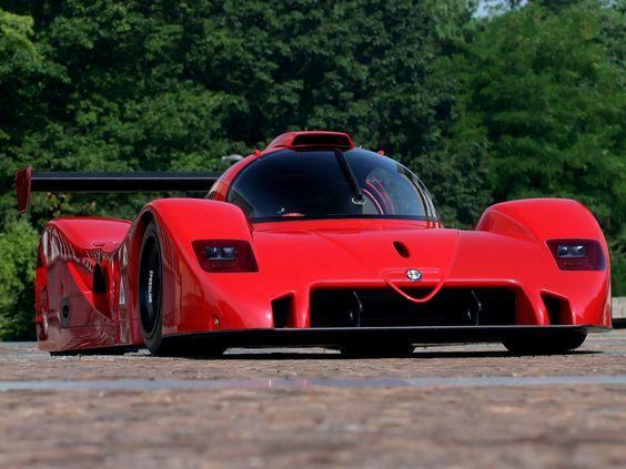 #Alfa_Romeo SE 048 SP Gruppo C 1987 #Car #race #F1