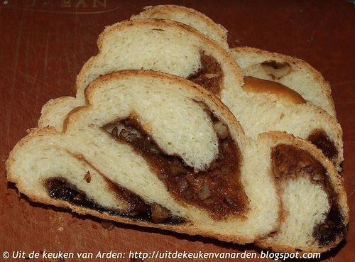 Uit de keuken van Levine: Kaneel-pecannotenbrood