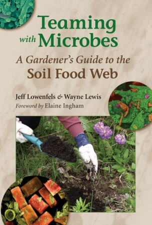Review of a book that details the relationship between microbiology and the garden.