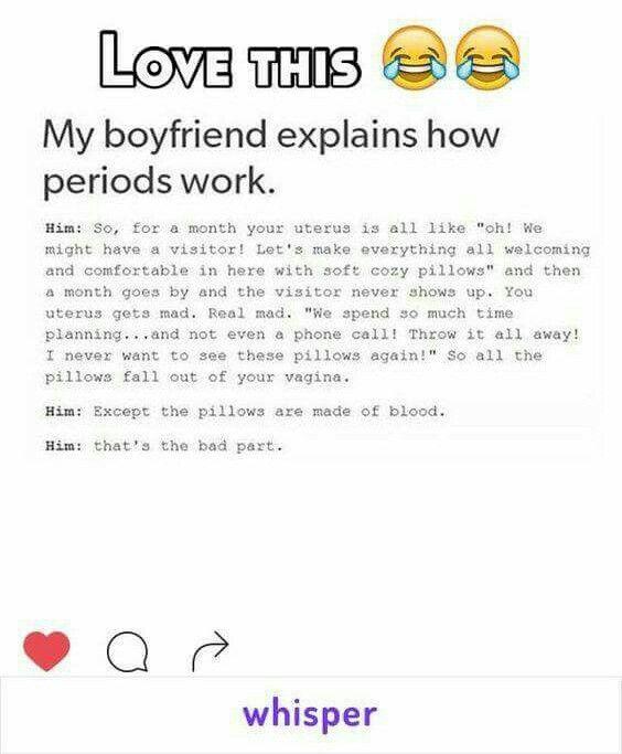 Period humor
