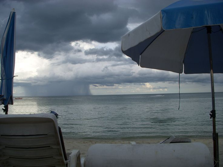 Thailandia - Koh Samui : storm