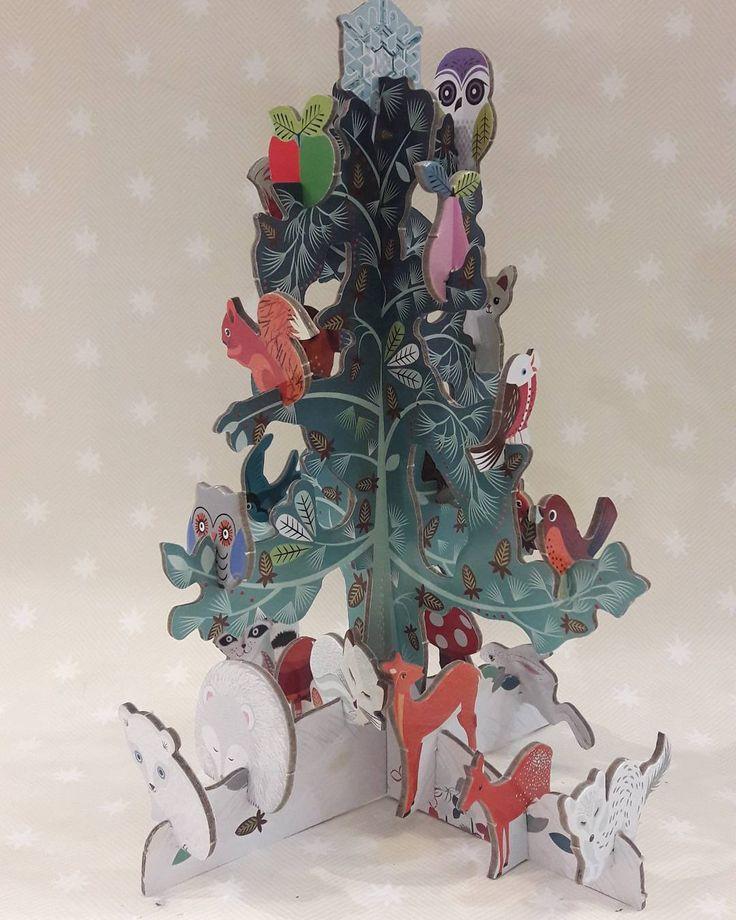 Roger la Borde Pop & Slot Christmas Tree Advent Calendar in store at Gravity Newc… | Christmas ...